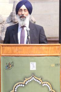 Harinder Singh Speaking