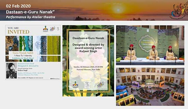 Invite-On-Daastan-E-Guru-Nanak