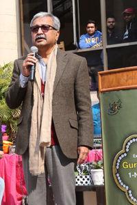Raghvendra Singh Speaking