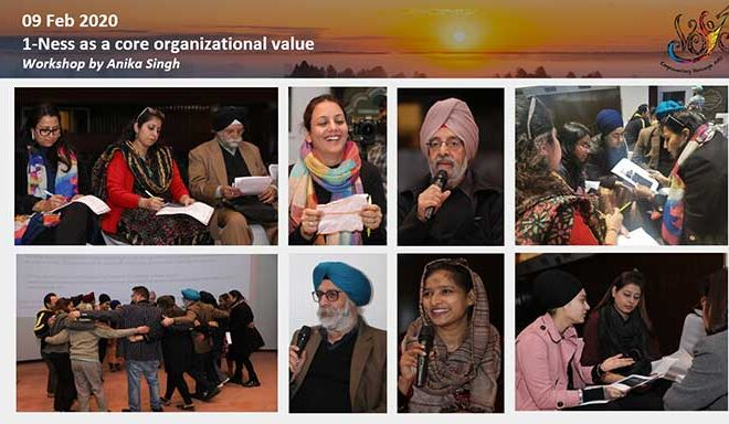 Workshop-On-1-Ness-As-A-Core-Organizational-Value